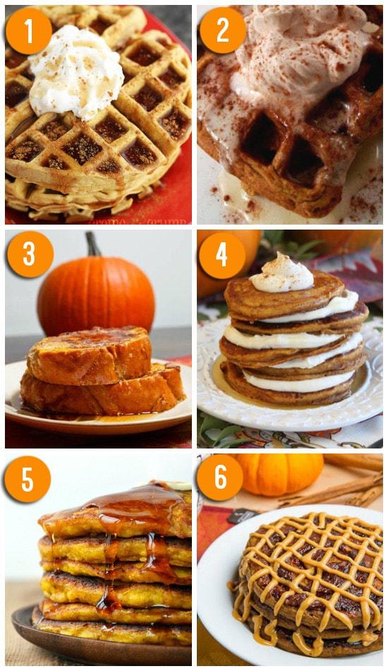 Tasty fall breakfast recipes.   The Dating Divas