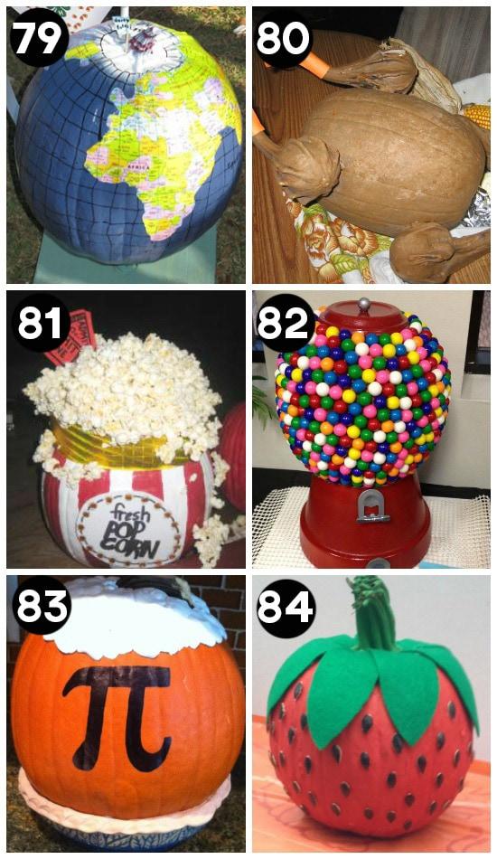 Pumpkin Challenge Winning Ideas