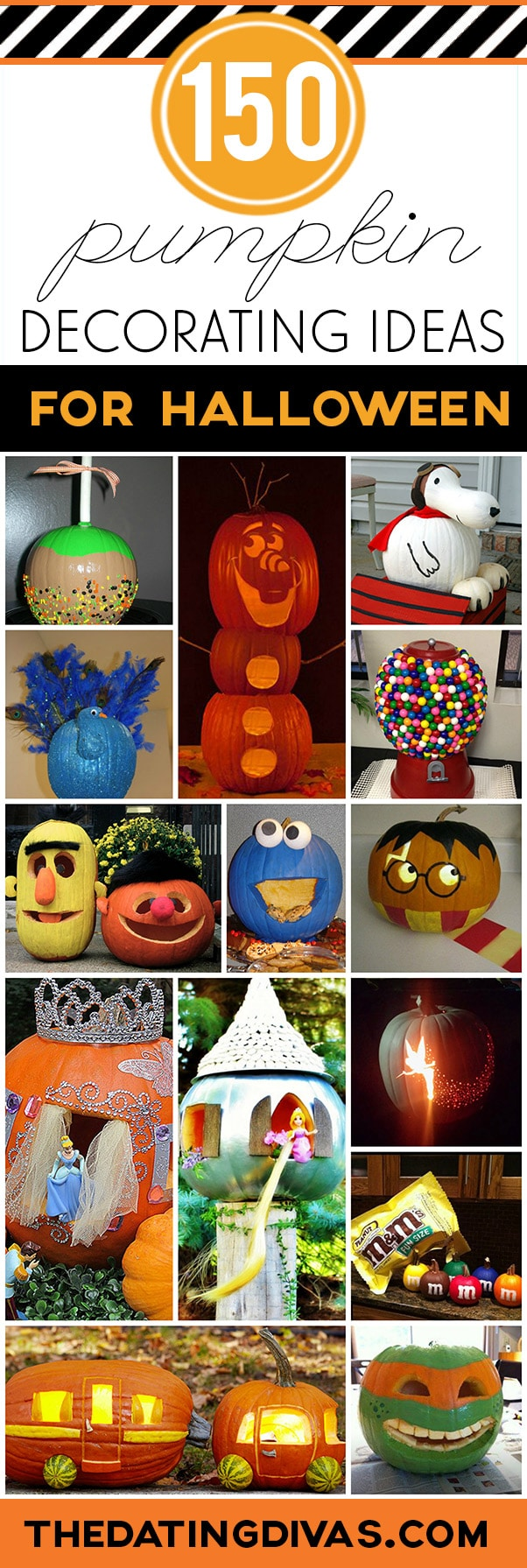 150 Pumpkin Decorating Ideas ~ 101454_Halloween Decorating Contest Ideas