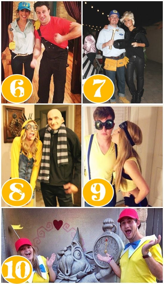 Couples Quick And Easy Costume Ideas