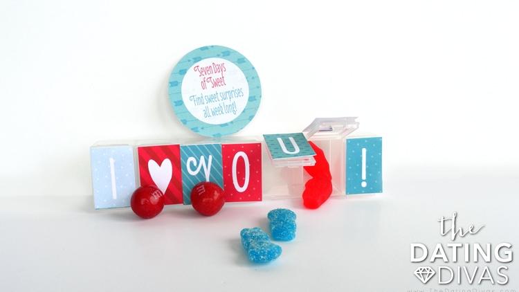 Quick Gift: 7 Days of Valentine Love