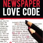 Quick and Easy Romance: Newspaper Love Code