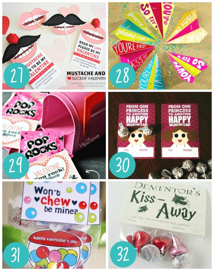 Quick and Easy Kids Valentines