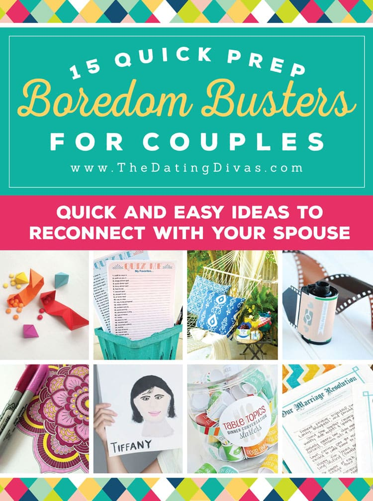 Quick to Prep Easy Couples Games