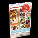 Recipe Book 3-D