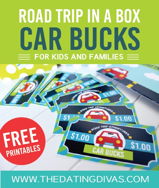 Car Games: Printable Car Games For Kids: A Must For Your Next Road