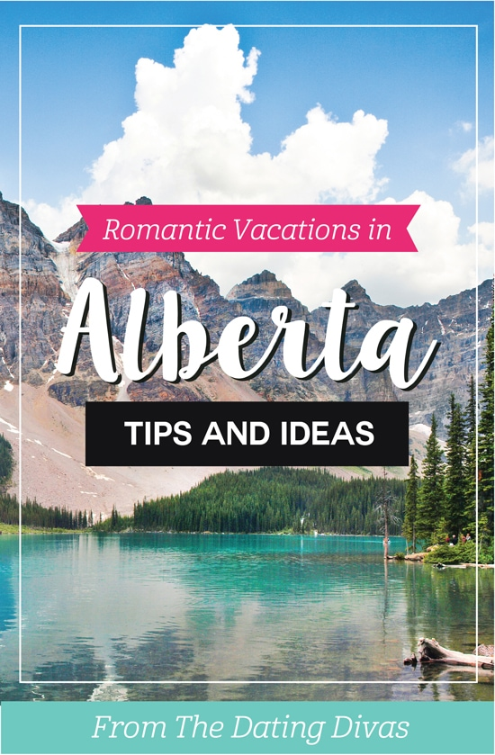 Romantic Couples Vacations and Honeymoons in Alberta