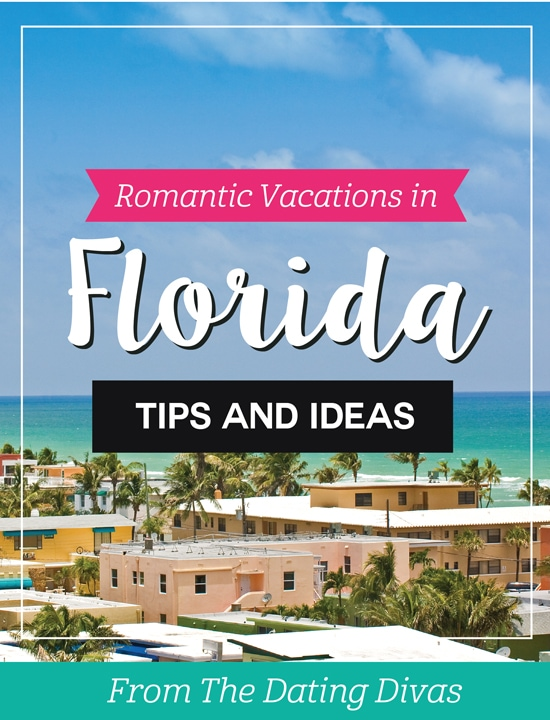 Romantic Couples Vacations and Honeymoons in Florida