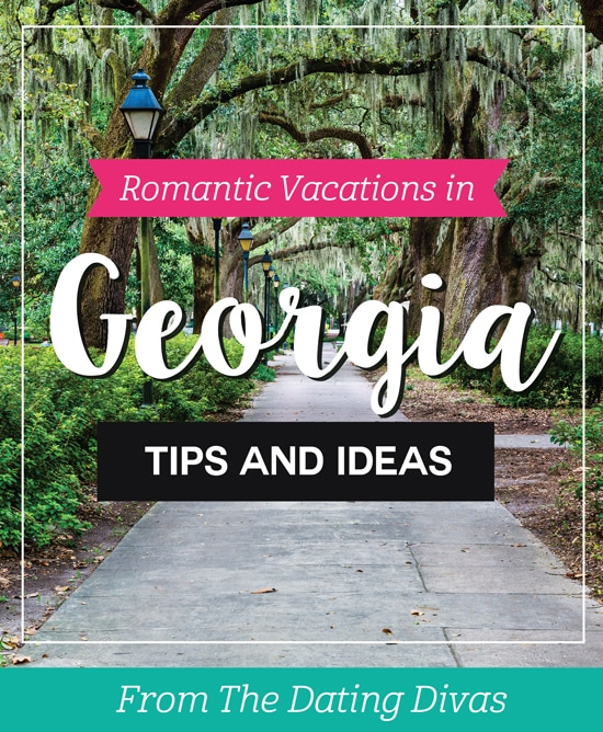 Romantic Couples Vacations and Honeymoons in Georgia