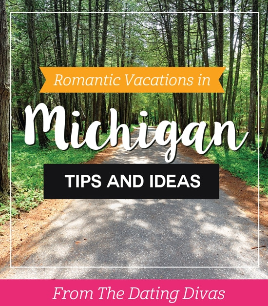 Romantic Couples Vacations and Honeymoons in Michigan