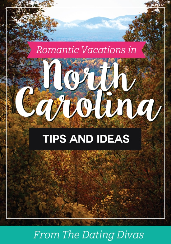 Romantic Couples Vacations and Honeymoons in North Carolina