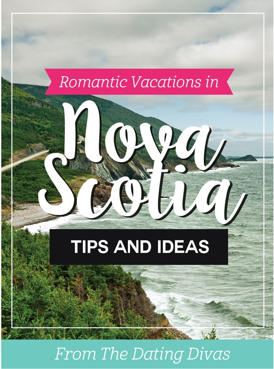 Romantic Couples Vacations and Honeymoons in Nova Scotia