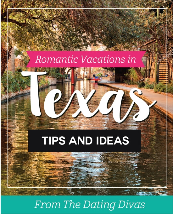 Romantic Couples Vacations and Honeymoons in Texas