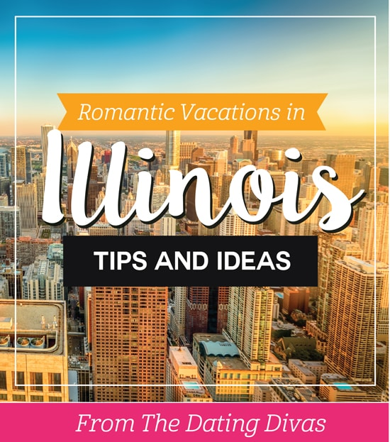 Romantic Couples Vacations and Honeymoons in Illinois