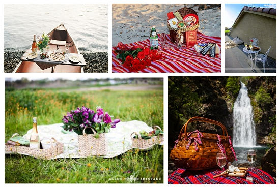 Romantic Picnic Date Night Ideas