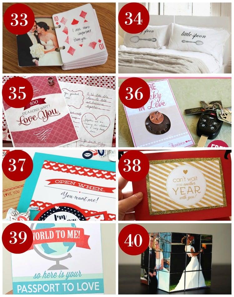 Romantic Stocking Stuffer Ideas