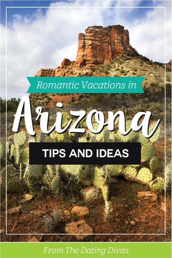 Romantic Vacations and Honeymoons in Arizona