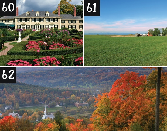 Romantic Couples Vacations and Honeymoons in Vermont