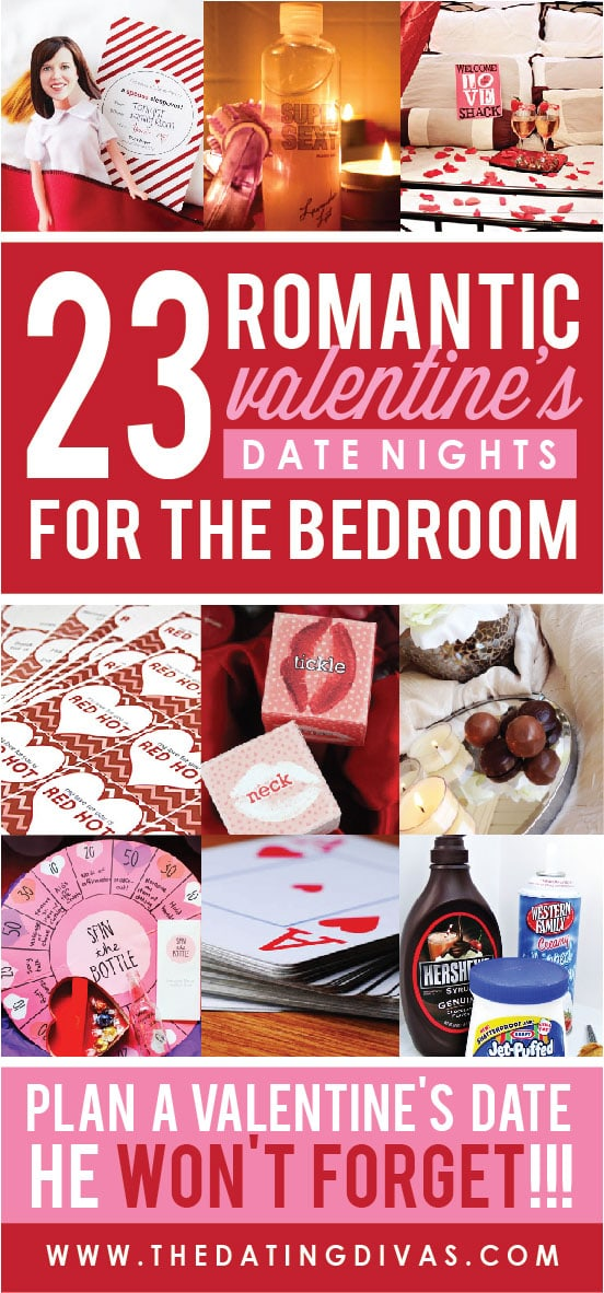 Over 100 Romantic Valentine S Day Date Ideas From The Dating Divas