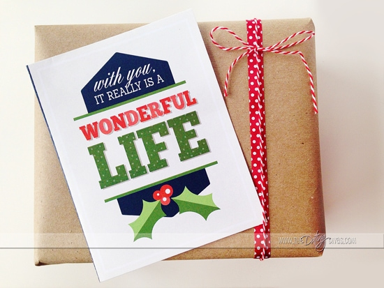 romantic christmas card ideas