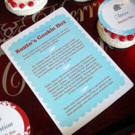 Santa's Cookies bedroom game