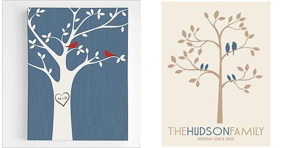Sarina-AnniversaryGiftIdeas-Trees