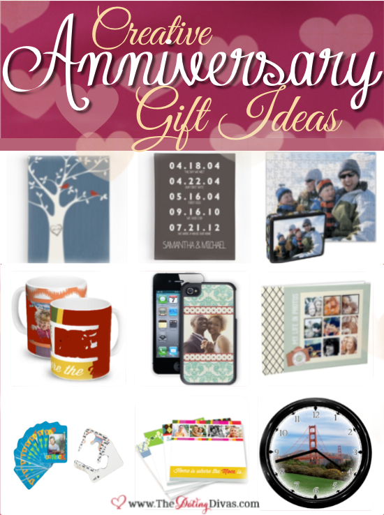 Creative anniversary gift ideas for Unique gift ideas for anniversary