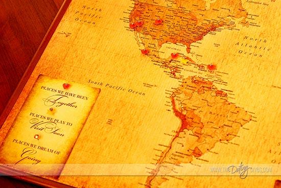 50 States Travel Map