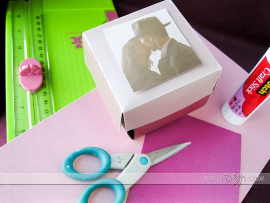 Exploding Love Box Gift - An Easy DIY Craft Tutorial