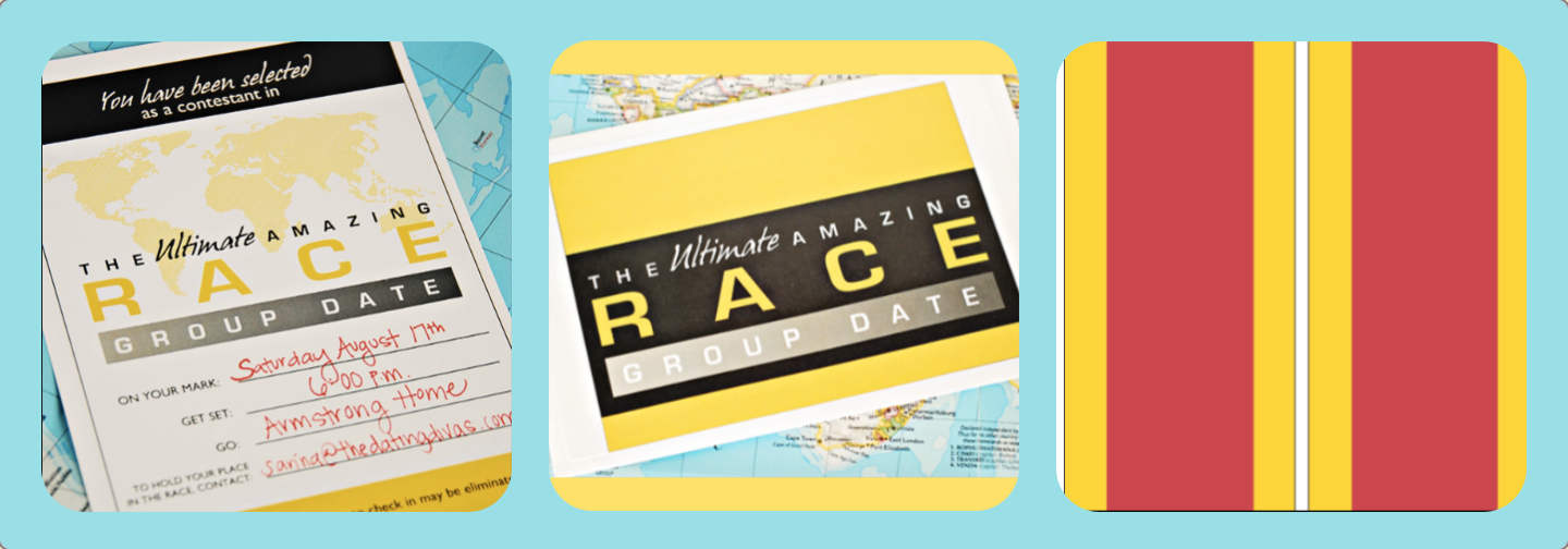 Dating divas amazing race