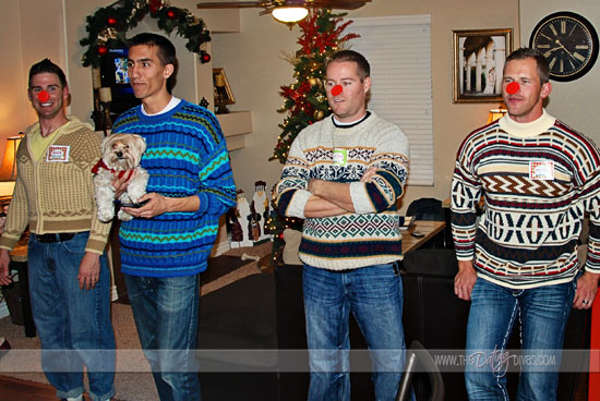 Ugly Sweater Party Games