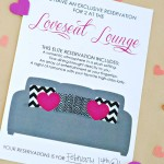 Loveseat Lounge – A Date Night at Home