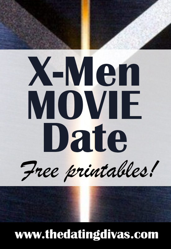 Wendy - Sassy Suggestion X-Men Movie Date - Pinterest Pic