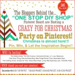 Party on Pinterest & Giveaway!
