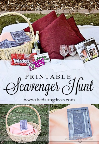 the dating divas treasure hunt Clues and activities for a mother's day scavenger hunt the whole family can printables designed by carisa @ messes to memories exclusively for the dating divas.