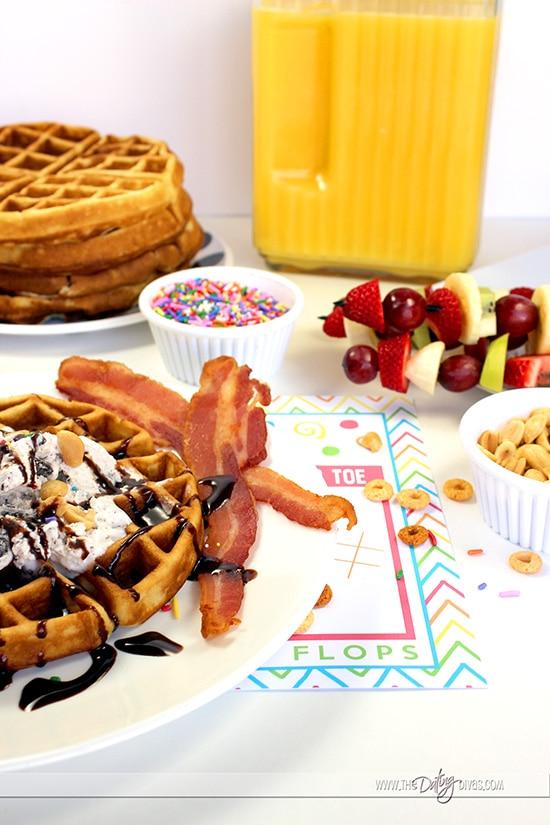 School is Out Breakfast