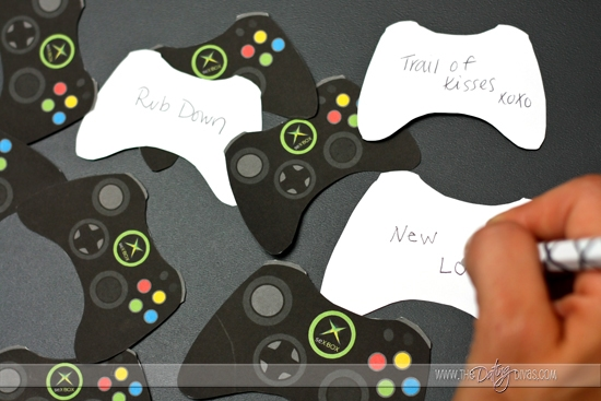 Controller Tags for the SeXBOX