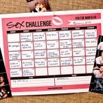 Sex Challenge Square