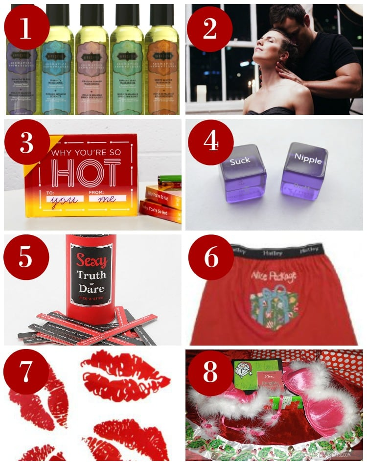 Sexy Stocking Stocking Stuffers For Your Man