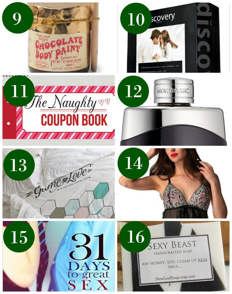 Sexy Stocking Stuffers Christmas Gift Ideas