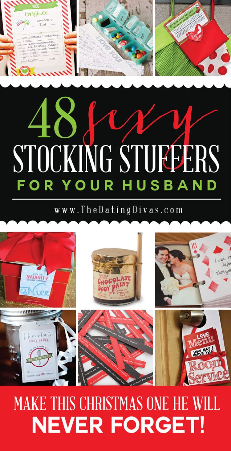 Sexy Stocking Stuffers For Husbands