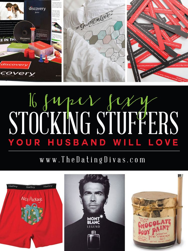 Sexy Stocking Stuffers for Guys