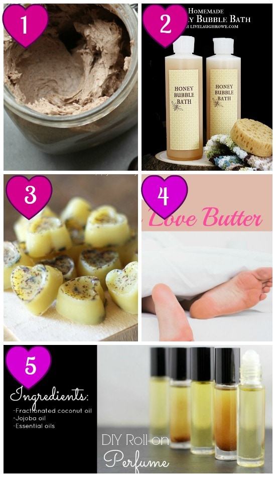 Bedroom Recipes for Homemade Lube & More