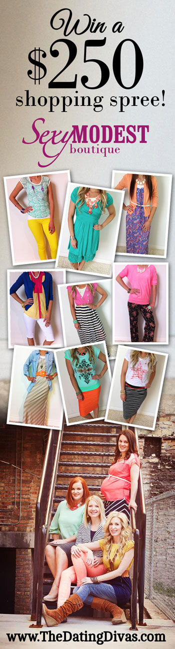 Online boutique clothing and fashion advice from The Dating Divas.