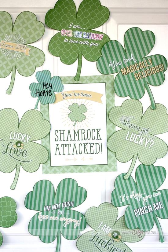 Shamrock Attack Free Download