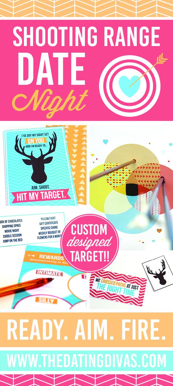 Custom designed target for the shooting range!