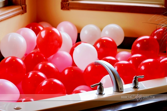 Showered in Love- Balloon Surprise