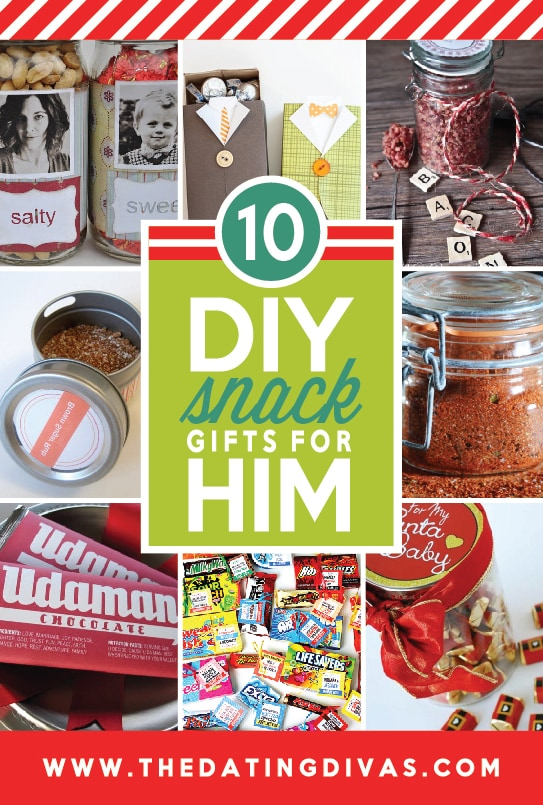 snack gifts for husbands