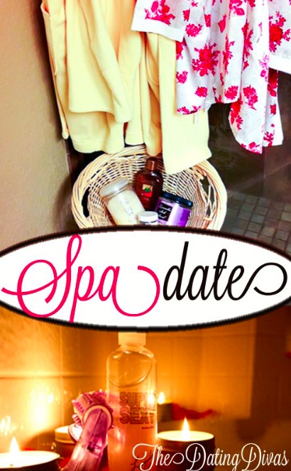 spa date at home ideas for creating a romantic spa