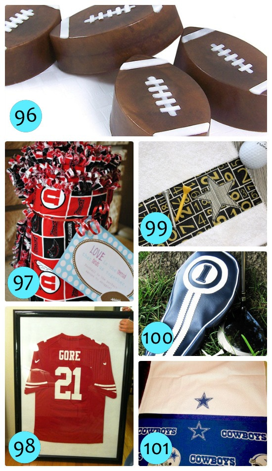 gifts for sporty men